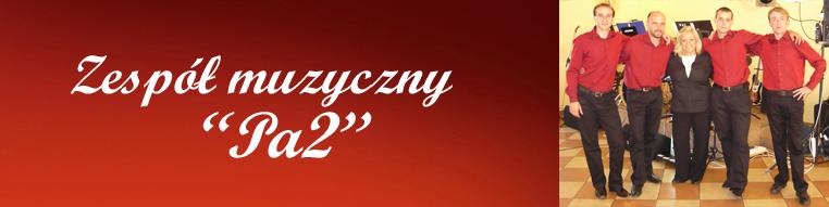 Zesp� weselny Pa2